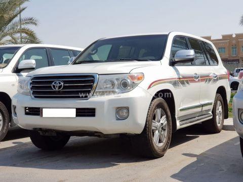 2013 Toyota Land Cruiser GXR V8 Limited