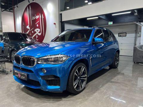 2016 BMW X5 M50i