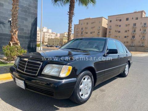 1995 Mercedes-Benz S-Class S 320