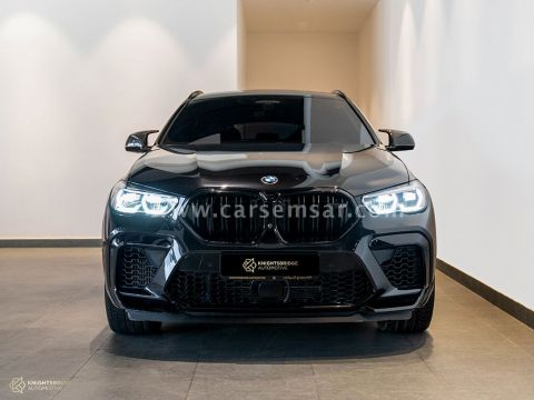 2021 BMW X6 X6M Competition