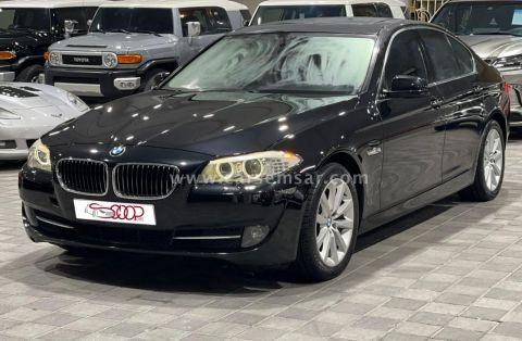 2012 BMW 5-Series 528i