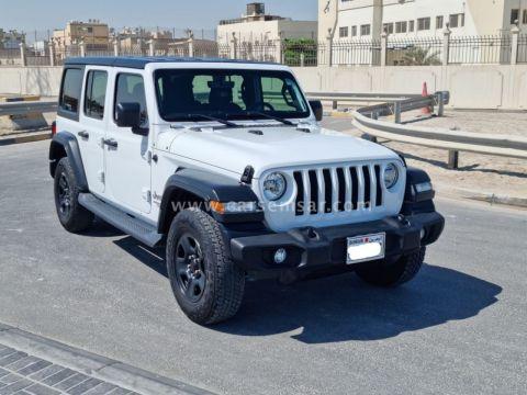 2018 Jeep Wrangler 3.6 Sport