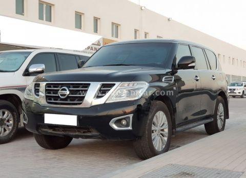 2015 Nissan Patrol LE