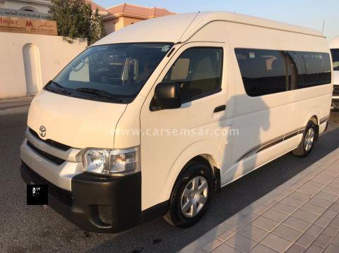 2018 Toyota Hi-Ace Hiace Van