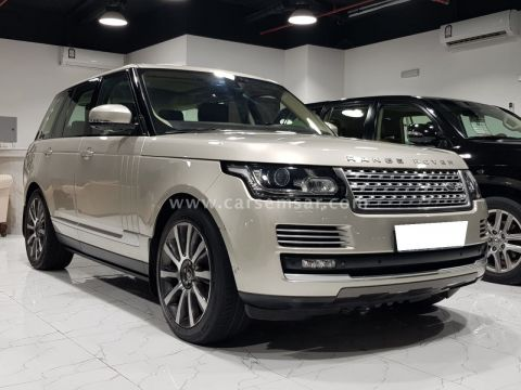 2013 Land Rover Range Rover Auto Biography