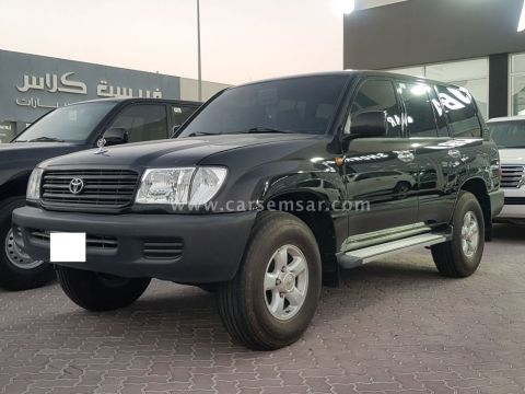 2002 Toyota Land Cruiser G