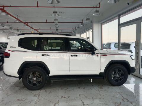 2022 Toyota Land Cruiser GR Sport