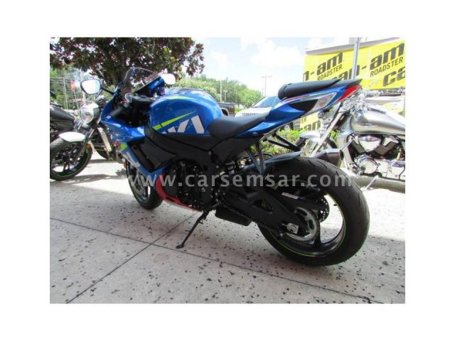 2015 SUZUKI GSX R600whatsapp at +97155 456 2796