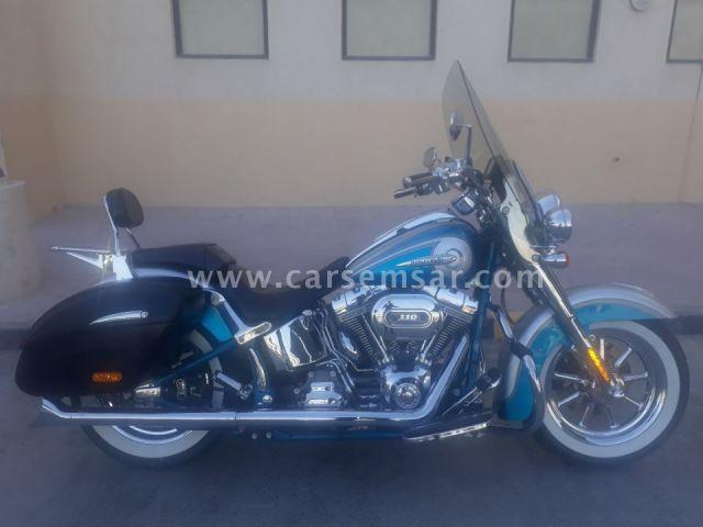 Harley Davidson CVO Softail DELUXE 2015