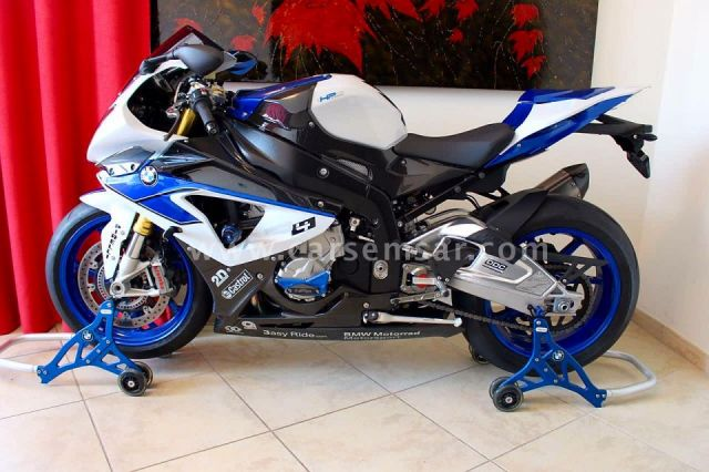 2014 bmw 1000rr hp4 competition(collectors  condition)