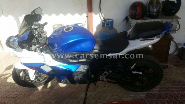 Suzuki GSXR 2013 1000cc