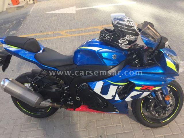 2016 suzuki gsxr 1000cc for sale in Saudi Arabia - New and