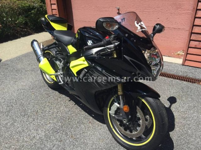 2011 Suzuki GSX-R 750  for sale