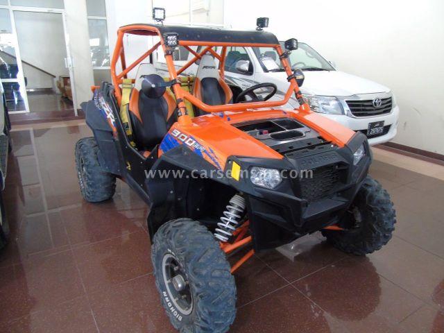 Polaris RZR 900 EFI