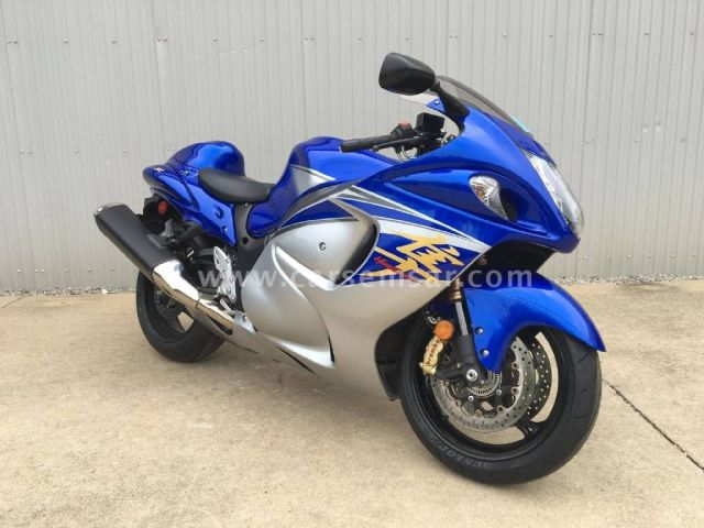 2015 Suzuki hayabusa gsx r 1300 for sale