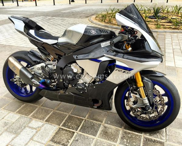 2015 YAMAHA R1M FOR SALE