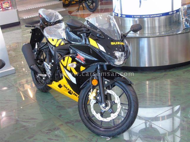 2020 Suzuki GSX-R 125 ABS
