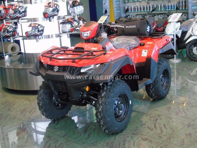 2020 Suzuki Kingquad 4x4 750 AXI