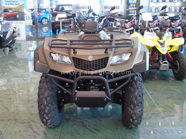 2020 Suzuki Kingquad 4x4 400 ASI