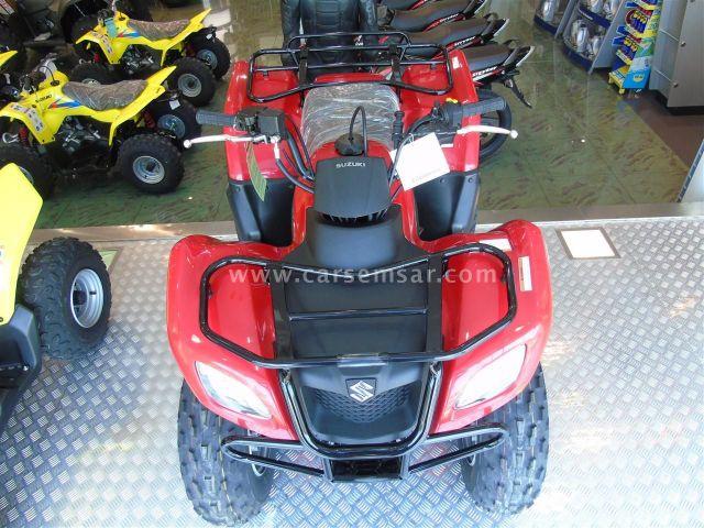 2020 Suzuki Dzark 250